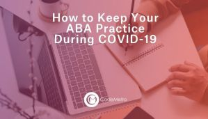 ABA practice and COVID