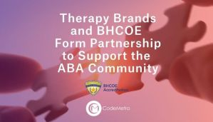 Therapy Brands and BHCOE
