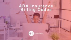 ABA Insurance Billing Codes